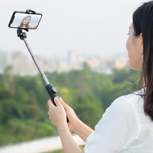 remax selfie stick bluetooth επεκτάσιμο μέγιστο μήκος 8 cm για καθολικό android / ios universal