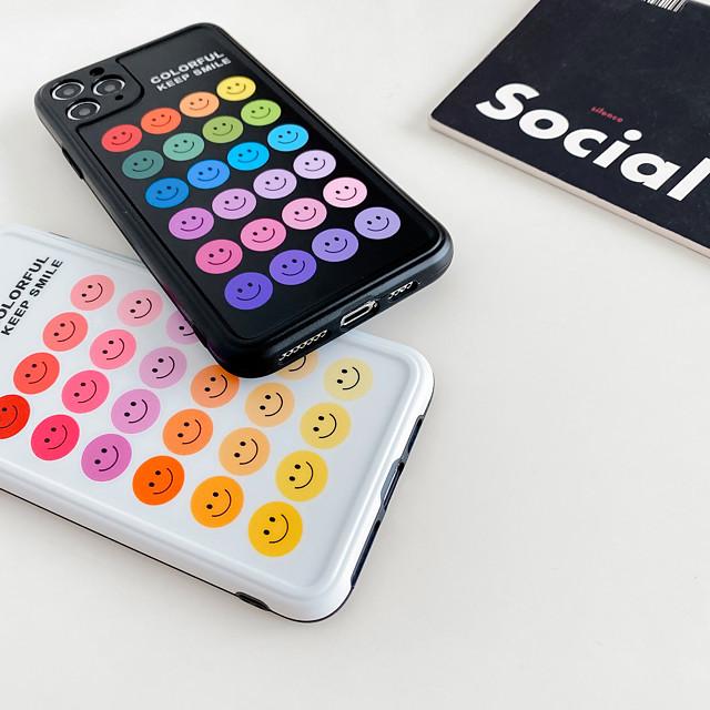 telefoon hoesje Voor Apple Achterkant iPhone 12 Pro Max 11 SE 2020 X XR XS Max 8 7 Schokbestendig Tekenfilm TPU