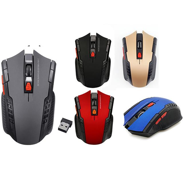 souris litbest raton gaming 2.4ghz souris sans fil récepteur usb pro gamer pour pc ordinateur portable ordinateur de bureau souris souris