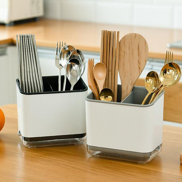 organisateurs de couverts de panier de vaisselle outils de rangement de cuisine