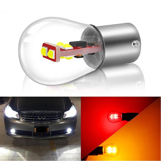 1156 ba15s p21w becuri cu led 1157 bay15d p21 / 5w led ba15d bau15s py21w fiola lampa semnalizator rotatie alb rosu galben auto lumina 12v