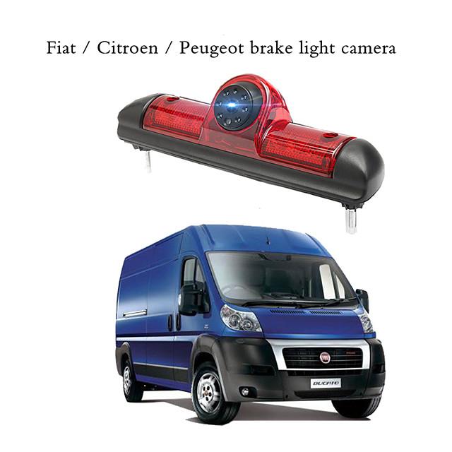 применимо к fiat ducato citroen jumper peugeot стоп-сигнал камера обратный стоп-сигнал