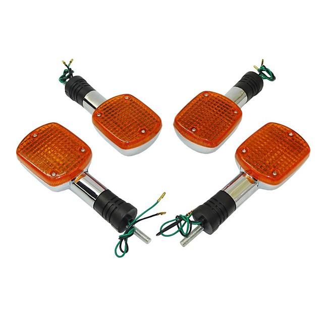 2 adet 12 v motosiklet dönüş sinyalleri flaşör gösterge ampul ışığı lambası amber için honda gölge vt vlx 400600750 1100 asi cmx250 magna flaşör