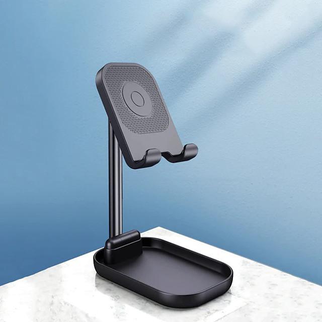 Кровать / Стол Держатель подставки Складной / Регулируемая подставка Регулируется Aluminum Alloy / ABS Держатель