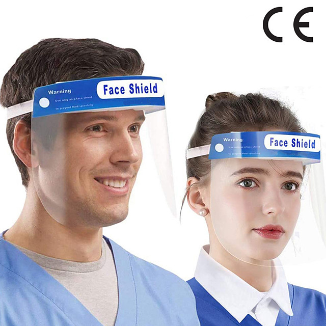 1 pcs FS20200301 Les masques Sécurité Pratique pet KSKIN CE Certification Anti-poussière Transparent