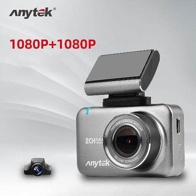 Anytek z1n 1080p DVR de voiture 140 Degrés Grand angle Dash Cam avec Wi-Fi Enregistreur de voiture