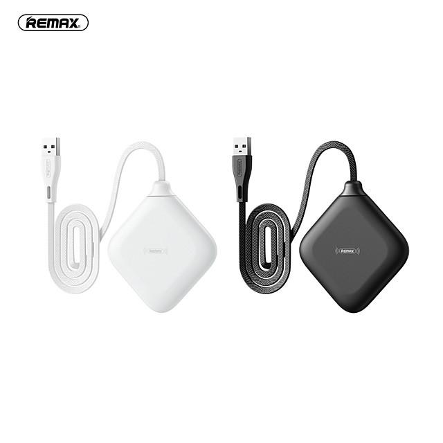 Remax 5 W Puissance de sortie Chargeur Sans Fil Chargeur Sans Fil Invalide Pour Téléphone Portable Apple iPhone 12 11 pro SE X XS XR 8 Samsung Glaxy S21 Ultra S20 Plus S10 Note20 10