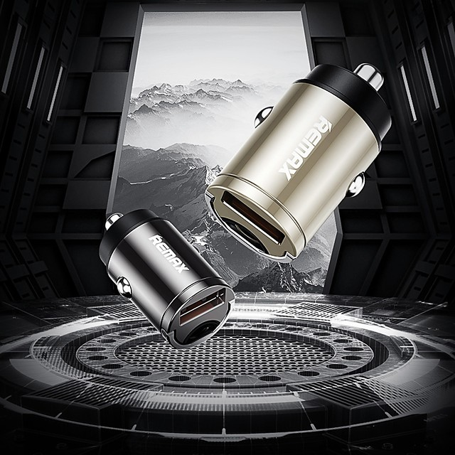 remax new lingdu qc18w быстрая зарядка одночасовая полная зарядка автомобильное зарядное устройство прикуриватель автомобильное зарядное устройство