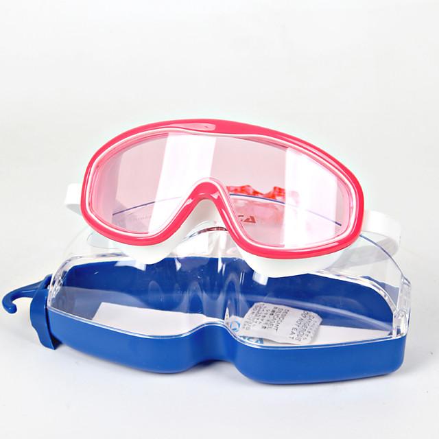 Lunettes de natation Anti-dérapant Pour tous les jours Sécurité Pratique Des sports Pour Enfants Eco PC Enduit Transparente