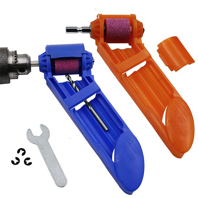 slijpschijf 1 set korund slijpschijf boor puntenslijper titanium boor draagbare boor aangedreven gereedschap onderdelen