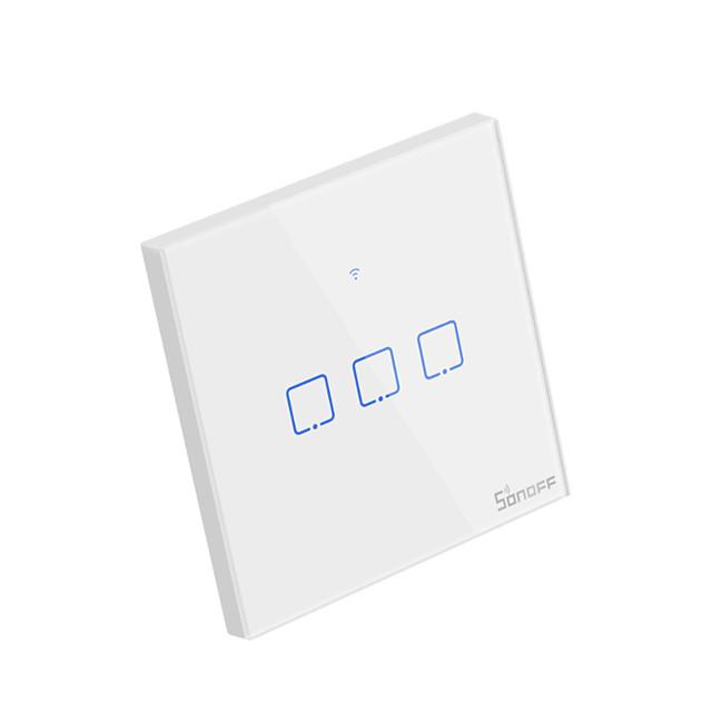 Smart Plug T0UK3C-TX for Living Room Easy to Install WIFI 100 V
