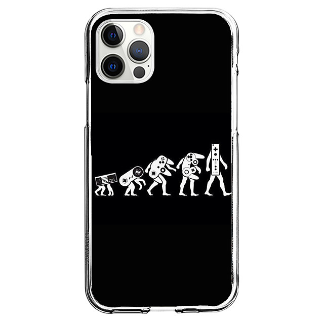 Creative Novelty Case For Apple iPhone 12 iPhone 11 iPhone 12 Pro Max Unique Design Protective Case Shockproof Back Cover TPU