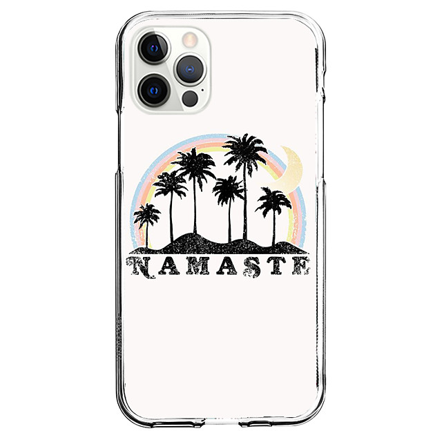Coastal Fashion Case For Apple iPhone 12 iPhone 11 iPhone 12 Pro Max Unique Design Protective Case Shockproof Back Cover TPU