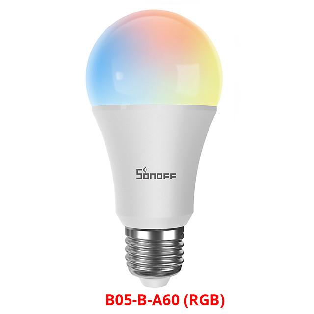 منفذ المصنع أضواء الذكية B05-B-A60 إلى غرفة المعيشة / دراسة / غرفة نوم ضوء LED / ذكي WIFI 200-240 V