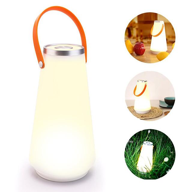 Lanternes de camping et lampes de tente Eclairage d'Urgence Rechargeable LED LED Émetteurs 1 Mode d'Eclairage Rechargeable Portable Camping / Randonnée / Spéléologie Usage quotidien Blanche