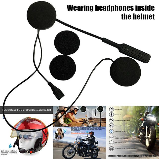 Bluetooth 4.0 Căști cască Bluetooth / Radio FM Motocicletă