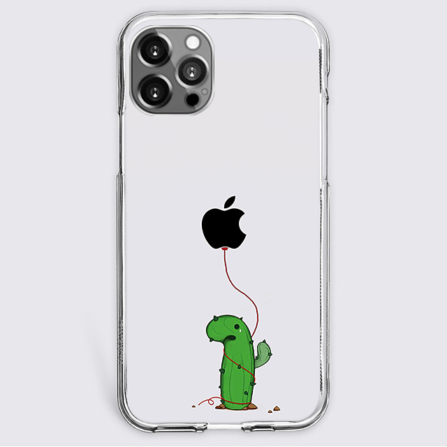 Cartoon Case For Apple iPhone 12 iPhone 11 iPhone 12 Pro Max Unique Design Protective Case Shockproof Back Cover TPU