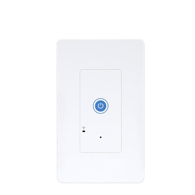 المكونات الذكية IW101 إلى غرفة المعيشة سهل التركيب WIFI 100 V