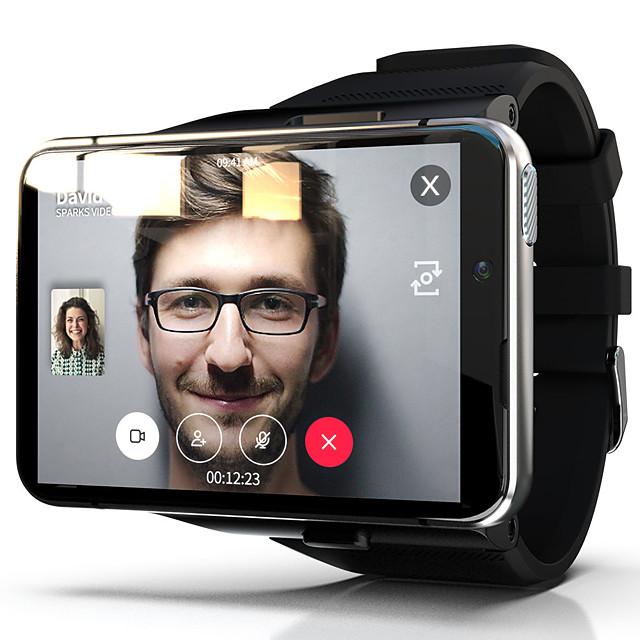 LOKMAT APPLLP Max Smart horloge Smart Watch-telefoon 4G LTE WIFI Bluetooth Stopwatch Stappenteller Gespreksherinnering Aanraakscherm GPS Hartslagmeter IPX-5 voor Android iOS Man vrouw / Sportief