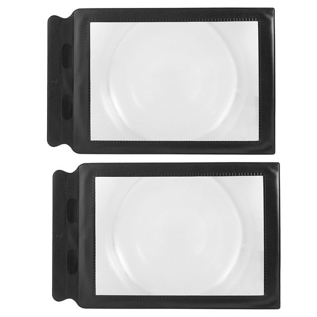 Magnifier Portable Handheld 3 X Daily Wear Adults'