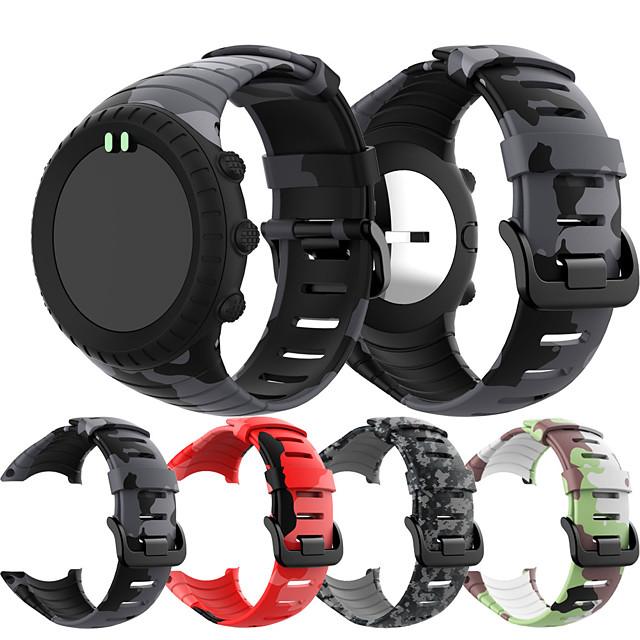 1 PCS Watch Band for Suunto Sport Band Silicone Wrist Strap for SUUNTO CORE
