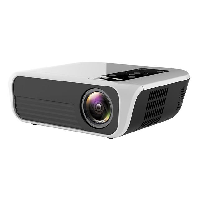 t8 1080p wifi projecteur android full hd home cinéma projecteur vidéo 4200 lumens lcd projecteur portable filaire