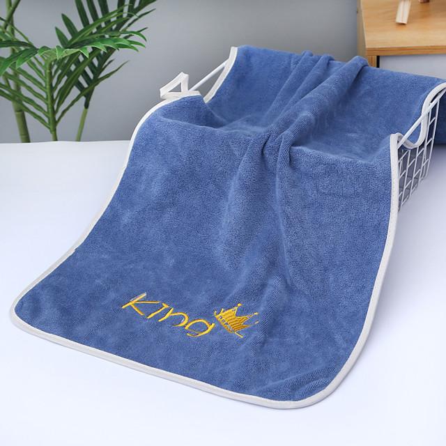 Litb الأساسية منشفة الحمام لينة الصوف المرجاني اليد منشفة غسل المنزل اليومي مريحة 1 قطعة 35 * 75 سم