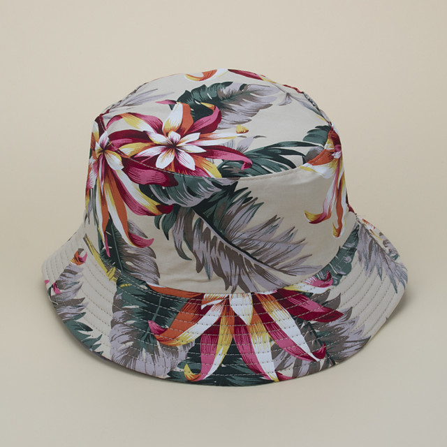 Adults Sun Hat Bucket Hat Spring, Fall, Winter, Summer Athleisure Outdoor Camping & Hiking Cotton Packable Breathable Quick Dry