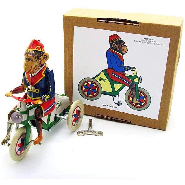 Macchinine giocattolo Giocattoli carica a molla Scimmia Metallico Ferro 1 pcs Per bambini Da ragazzo Da ragazza Giocattoli Regalo