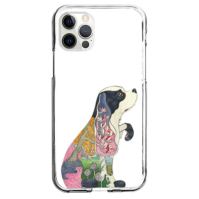 Animal Case For Samsung iPhone 12 iPhone 11 iPhone 12 Pro Max Unique Design Protective Case Pattern Back Cover TPU