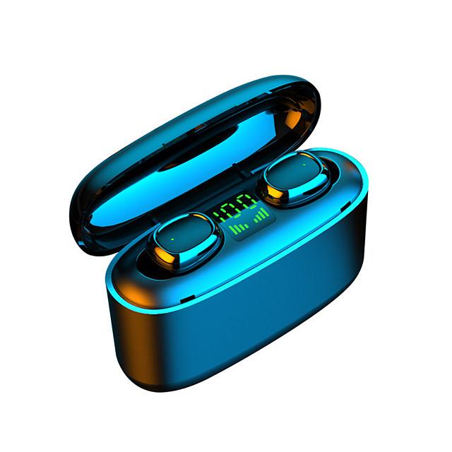 LITBest G5S Auricolari wireless Cuffie TWS Bluetooth5.0 Smart Touch Stereo Doppio driver per Apple Samsung Huawei Xiaomi MI Cellulare