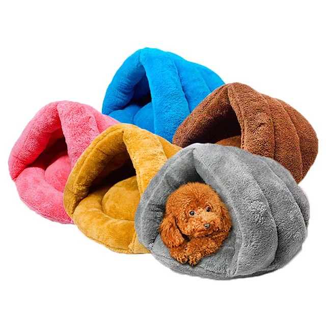 Dog Cat Dog Beds Cat Beds Dog Bed Mat Shell Warm Multi layer Soft Elastic For Indoor Use Fabric for Large Medium Small Dogs and Cats