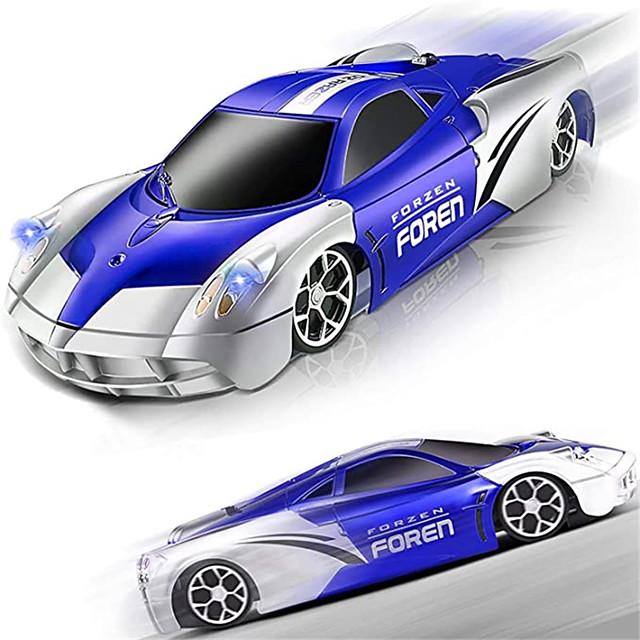 لعبة سيارات سيارة تعمل بالتحكم من بعد سرعة عالية قابلة لإعادة الشحن دوران360ْ تحكم عن بعد تسلق الحائط بوجي (الطرق الوعرة) حيلة السيارات سيارة السباق 2.4G من أجل للأطفال للبالغين هدية