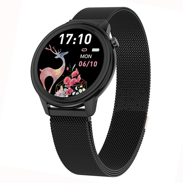 Outlet di fabbrica F80 Intelligente Guarda Bluetooth 1.3 pollice Misura dello schermo IP68 Impermeabile Schermo touch Monitoraggio frequenza cardiaca Cronometro Pedometro Avviso di chiamata Cassa