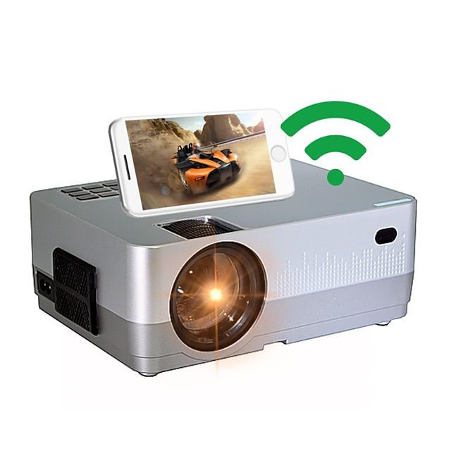 projecteur wifi hq3 le plus récent projecteur portable de mise en miroir sans fil écran 200