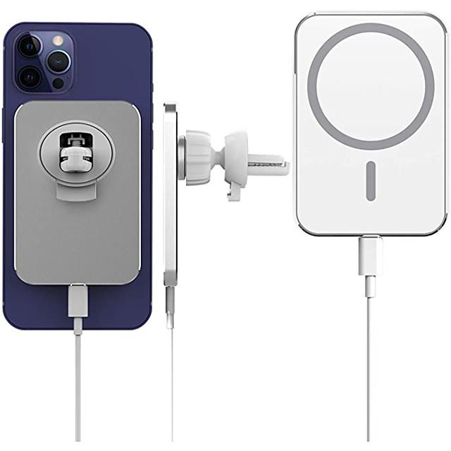 Charge Rapide / Magnétique / Support de chargeur sans fil USB 1 Port USB Chargeur Seulement 9 V / 1.5 A
