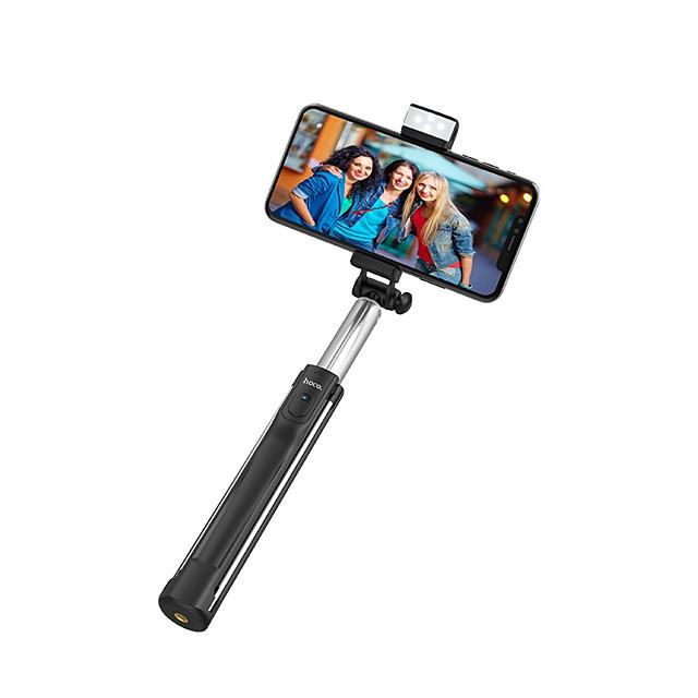 bluetooth selfie stick youtube supporto del telefono tiktok telecomando bluetooth lunghezza massima 110cm selfie stick supporto estensibile per iphone 12 11 samsung s21 a12 mobile universal android
