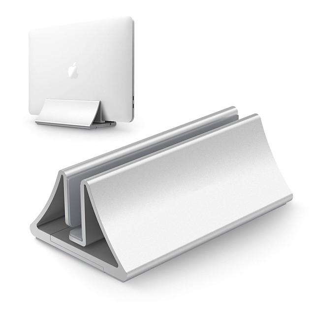 LENTION Stand-LS1 Supporto per laptop Lega di alluminio Angolo regolabile Ventilatore