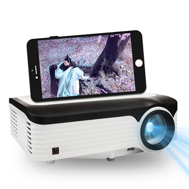Sortie d'usine X2001W Mini projecteur LED Projecteur 3200 lm Android Projecteur WIFI