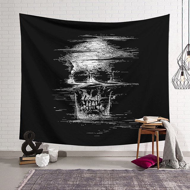 Wall Tapestry Art Decor Blanket Curtain Hanging Home Bedroom Living Room Decoration and Novelty and Psychedelic