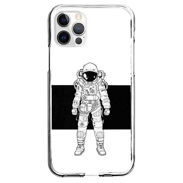 Universe Case For Apple iPhone 12 iPhone 11 iPhone 12 Pro Max Unique Design Protective Case Pattern Back Cover TPU