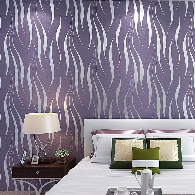 Wallpaper 3D Wall Stickers 3D Wall Stickers Decorative Wall Stickers Nonwoven Home Decoration Wall Decal Wall Decoration 1pc 9.5m