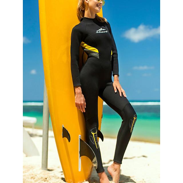 نسائي قطعة واحدة راش جارد ملابس السباحة سحاب ضعيف لون الصلبة ألوان متناوبة 1156 قتال أسود أصفر ملابس السباحة ارتداءها رقبة عالية بدلة سباحة جديد محايد الرياضات