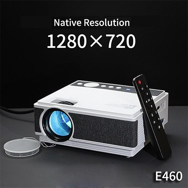 720p led projektor hdmi usb lcd könnyű házimozi projektorral