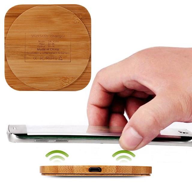 Chargeur de portable Chargeur Sans Fil Pour Apple iPhone 12 11 pro SE X XS XR 8 Samsung Glaxy S21 Ultra S20 Plus S10 Note20 10 Airpods 1/2 / Pro Universel Normal