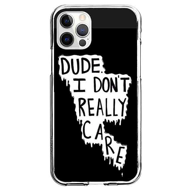أحرف قضية إلى عن على تفاحة، مدينة، قط آيفون 12 اي فون 11 آيفون 12 برو ماكس تصميم فريد حالة وقائية نموذج غطاء خلفي TPU