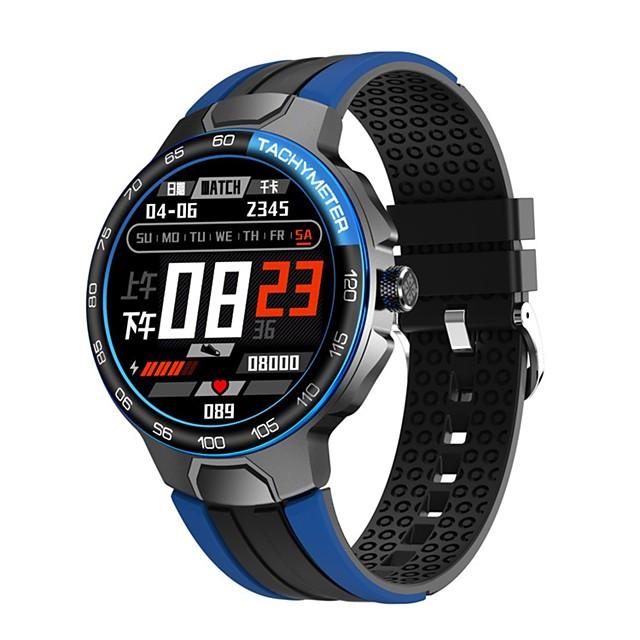 Mi manchi E15 Intelligente Guarda Bluetooth 1.28 pollice Misura dello schermo IP68 Impermeabile Monitoraggio frequenza cardiaca Misurazione della pressione sanguigna Cronometro Pedometro / Sportivo