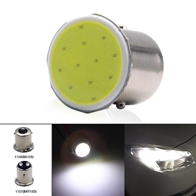 Auto LED Luce di svolta / Fanale posteriore Lampadine COB 5 W 12 Per Universali Tutti gli anni 10 pezzi