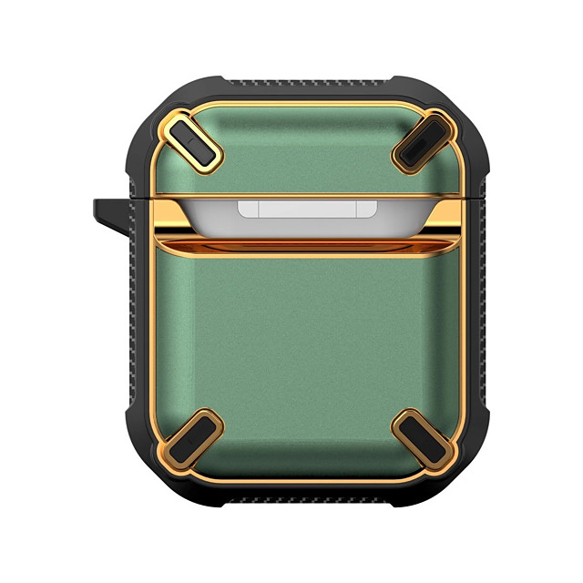Case For AirPods / AirPods Pro Shockproof / Cool Headphone Case Hard