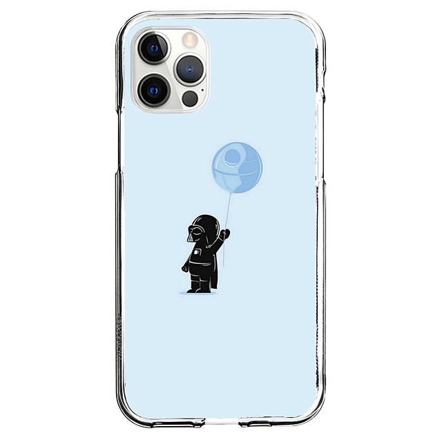 Astronaut Case For Apple iPhone 12 iPhone 11 iPhone 12 Pro Max Unique Design Protective Case Pattern Back Cover TPU